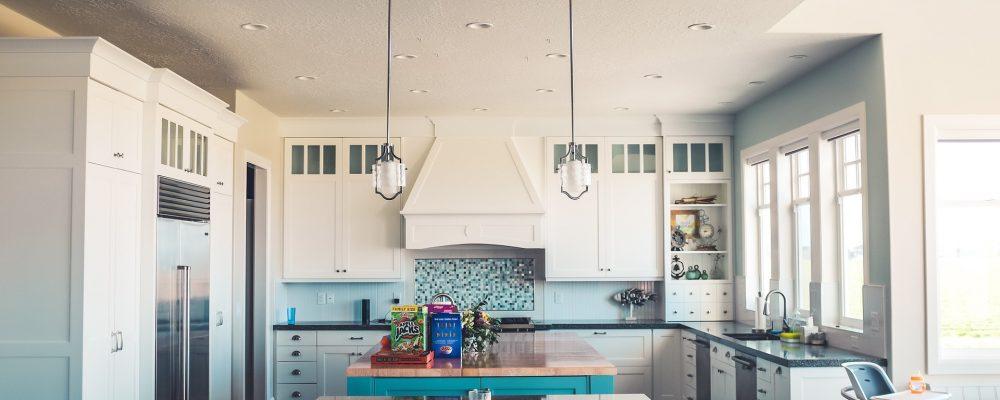 my kitchen always shiny